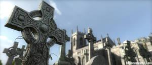 Celtic Cross by svenart