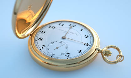 Pocketwatch octanerender test