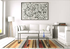 Modern Interior by svenart