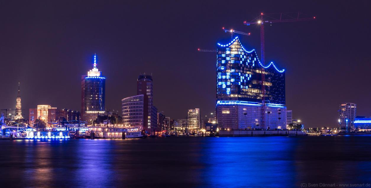 Hamburg Cruisedays, Hafencity by svenart