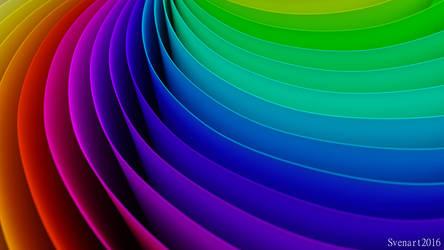 Coloredpapersheets by svenart