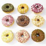 Donut collection 2