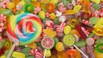 Candy closeup by svenart