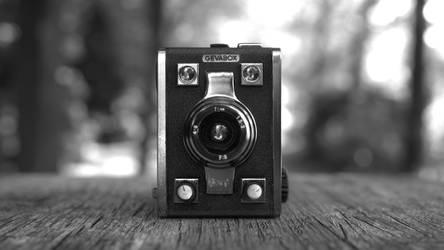 Gevabox Box Camera