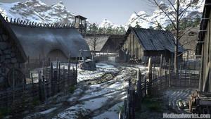 Beron Lomp medieval village