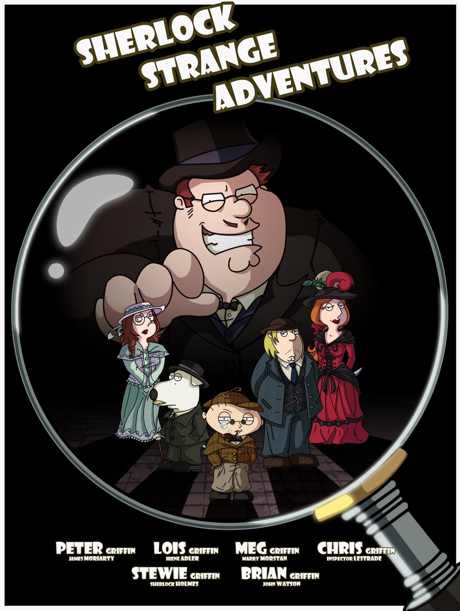 Sherlock : Family Guy