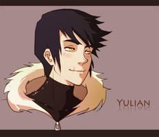 Agents - Yulian by LaLunatique