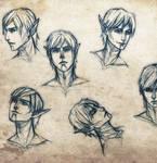 Dragon Age 2 - Fenris