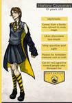 Harry Potter : OC Harlow Crossman