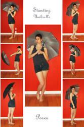 STOCK - Standing Umbrella
