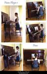 STOCK -  Piano Player 1