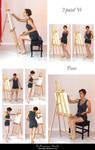 STOCK - I paint V1