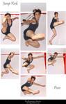 STOCK - Jump Kick