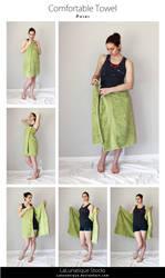 STOCK - Comfortable Towel by LaLunatique