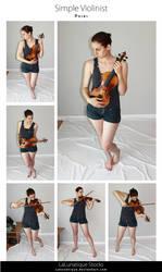 STOCK - Simple Violonist