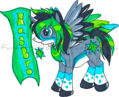 My Little Pony - Hasbro by FunfettiColorz