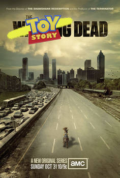 The Walking dead Influenced by Toy Story V2