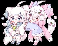 [OC] Ice Cream Thief by Elissya-chan