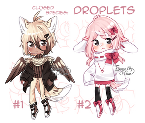[CLOSED] Valentine CS: Droplets by Elissya-chan