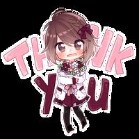 [OC] Thank you! by Elissya-chan