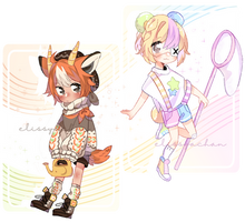 [CLOSED] AC Inspired Adopts