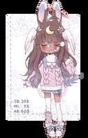 [COSED] Moon Bunny Adopt