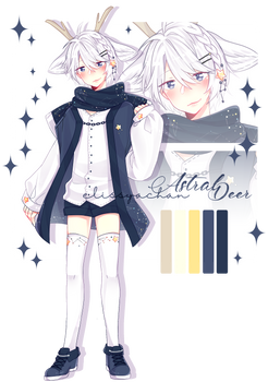 [CLOSED] Astral Deer Auction