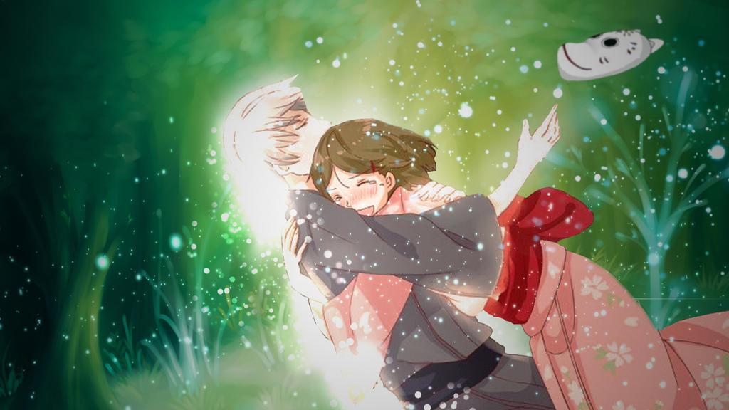 Foto Anime Hotarubi No Mori E