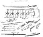 REFERENCE-KATANA sword