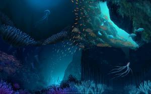 Underwater practice 2 by Kiarya