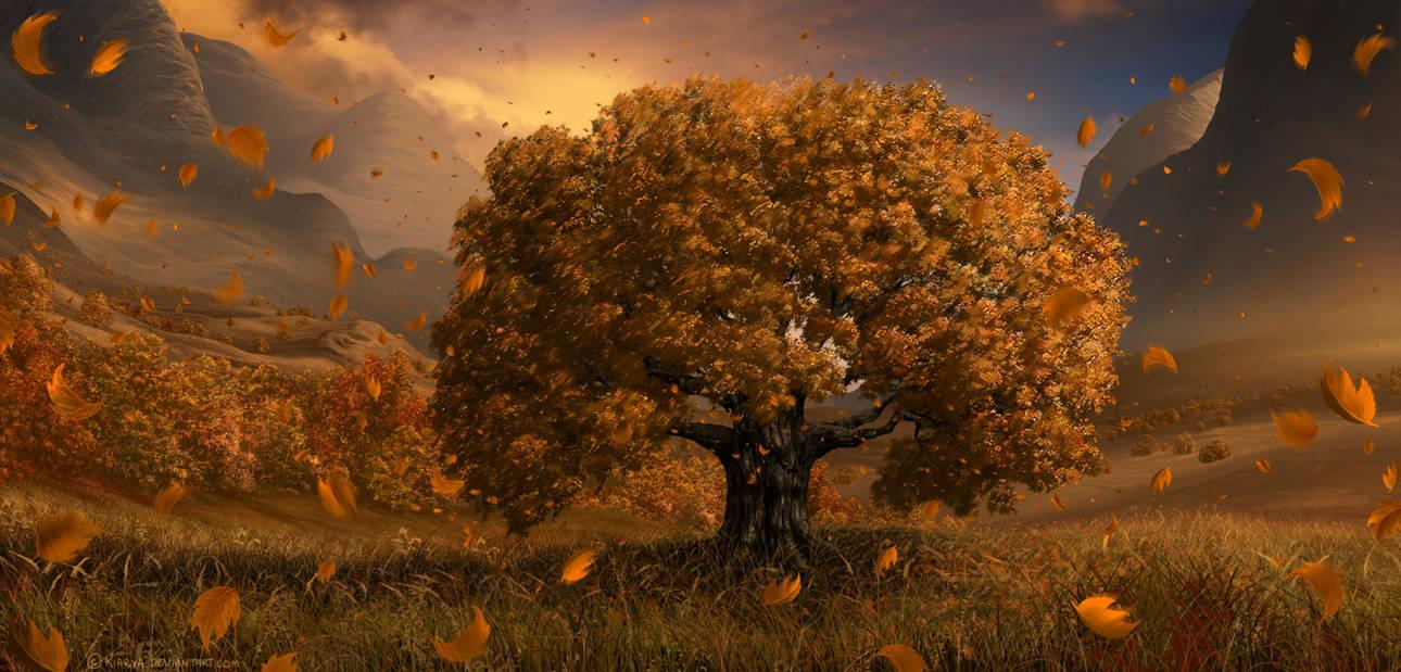 Autumn by Kiarya