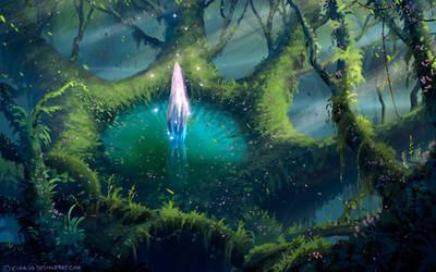 Treetop Pond