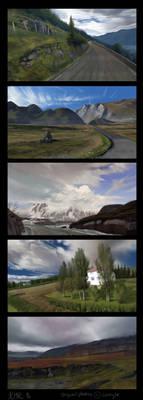 Landscape Studies 2