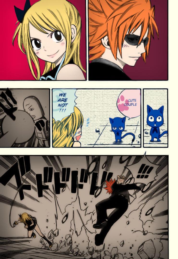 Fairy Tail _Lucy x Loki_ by Ketcia