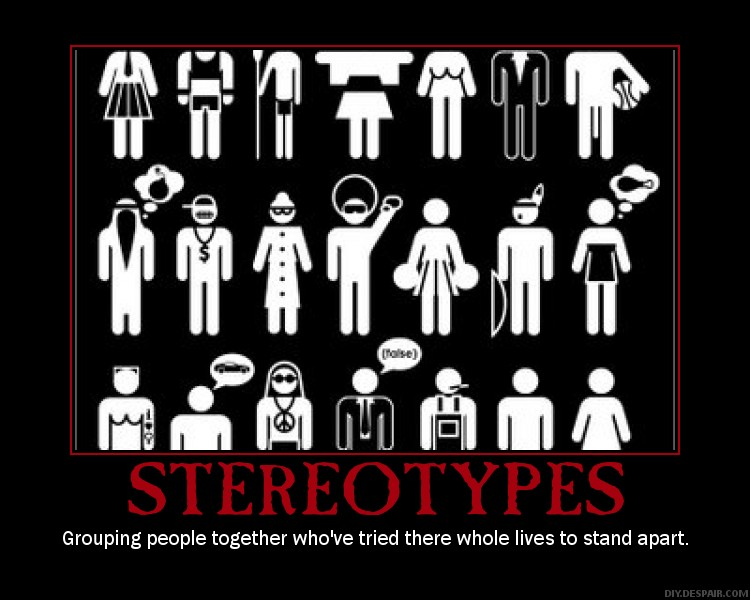 Stereotypes By Lupinmoonychick On DeviantArt