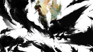 GW2 Wallpaper Art Mix by GuildWars2-SLO