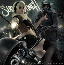 Babydoll - Sucker Punch - Paula Vasquez by SeviYummy