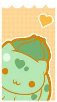 Bulbasaur Phone Wallpaper