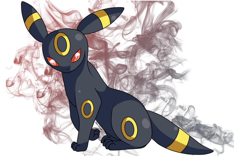 Umbreon by Sevi... Umbreon Games
