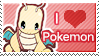 Pokemon Stamp by SeviYummy