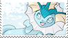 Vaporeon Stamp by SeviYummy