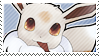 Shiny Eevee Stamp