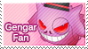Gengar Stamp by SeviYummy
