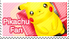 Pikachu Stamp by SeviYummy