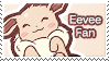 Eevee Stamp by SeviYummy