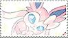 Sylveon Stamp by SeviYummy