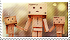 Danbo Stamp by SeviYummy