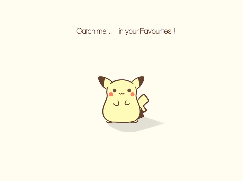Catch me  in you Favourites! by SeviYummy