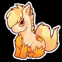 COMMISSION: My Little Pony by SeviYummy