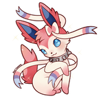 COMMISSION: Chibi Sylveon